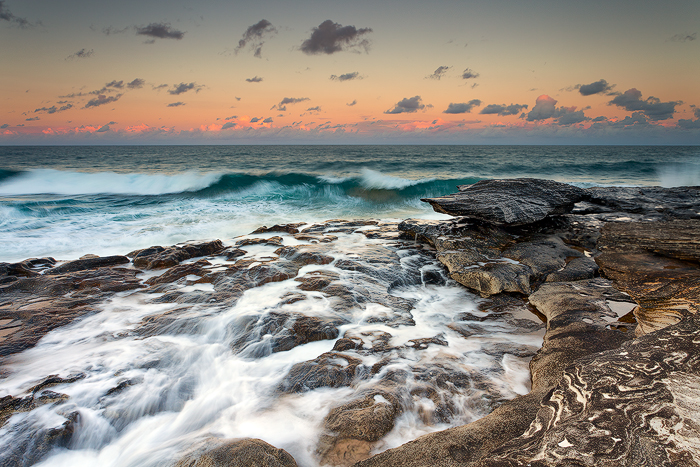 South Curl Curl rocks