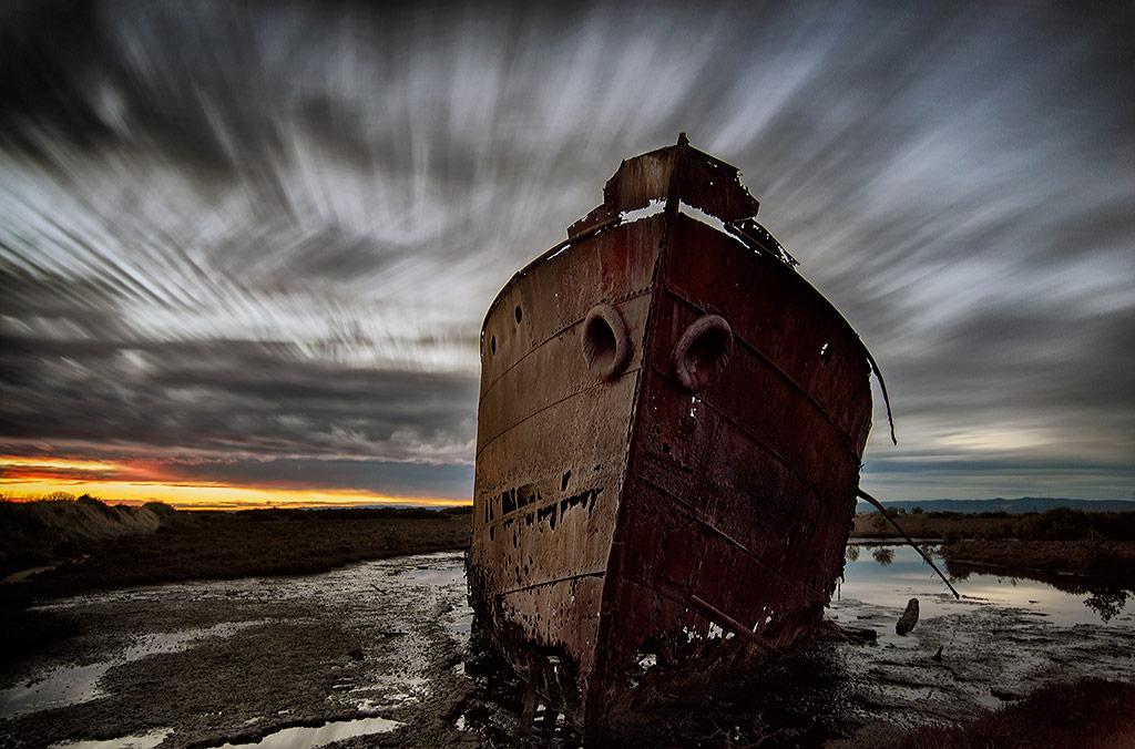 MV Excelsior wreck port adelaide